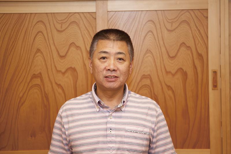 横田 博安さん